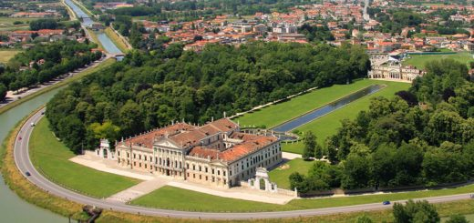 Parco di Villa Pisani - uomo e natura in sintonia