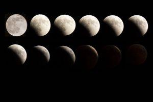 Il ciclo lunare